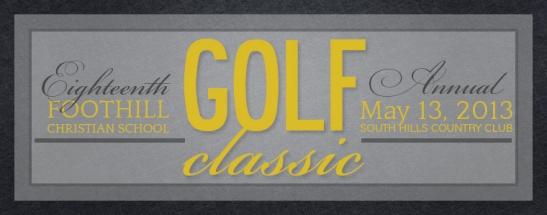 golf 13 banner