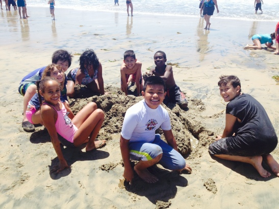 Summer 2014 at Corona Del Mar