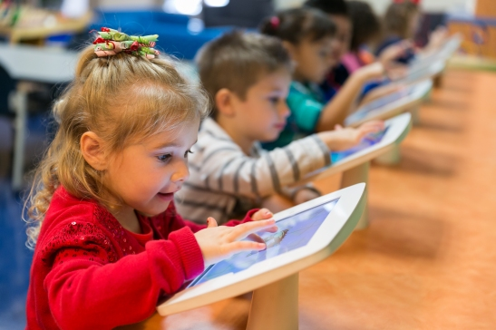 Preschool iPad Integration