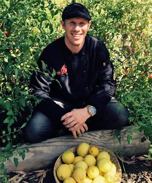 Chef Joseph Durkan